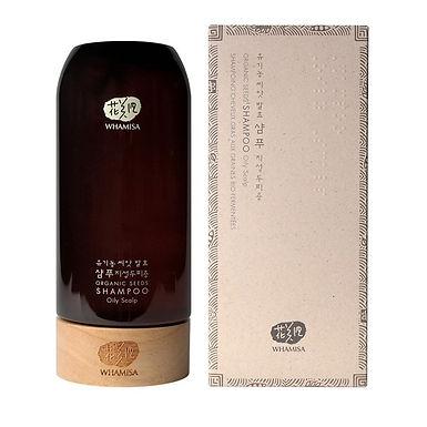 Shampoing bio cheveux gras 510 ml - Whamisa