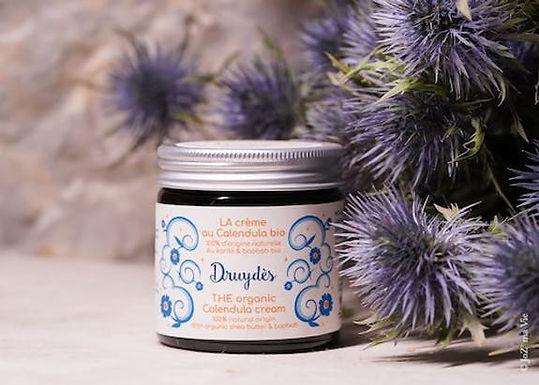 Crème bio au Calendula 60 ml - Druydès