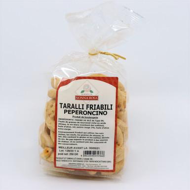 Taralli Friabili Peperoncino
