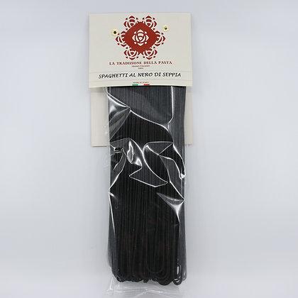 Pâtes - Spaghetti al nero di Seppia