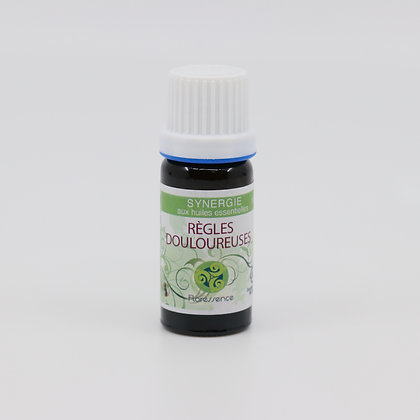 Synergie Règles Douloureuses Bio 10 ml - Floressence