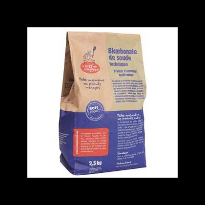 Bicarbonate de soude 2,5 kg