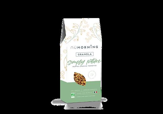 Granola bio - Simply Nature - nüMorning