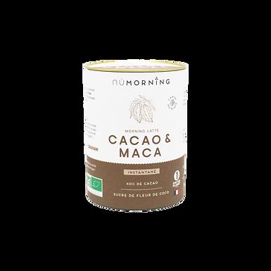Morning Latte bio - Cacao & Maca - Nü Morning