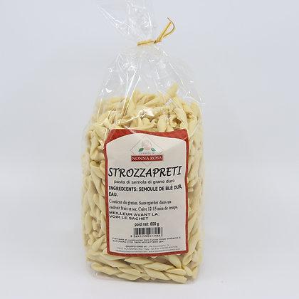 Pâtes - Strozzapreti