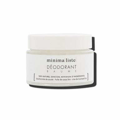 Déodorant baume 50 ml - Minima[liste]