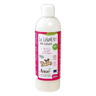 Liniment oléo-calcaire bio 500 ml - Anaé