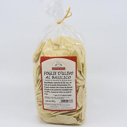 Pâtes - Foglie di Ulivo al Basilico