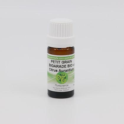 Huile Essentielle Petitgrain Bigarade Bio 10 ml - Floressence