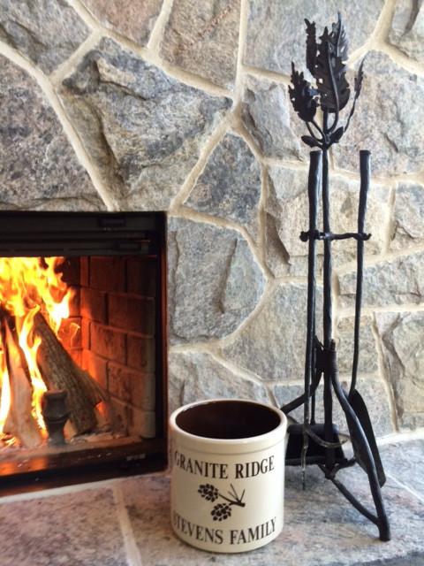 Artisan Twig Fireplace Tool Set