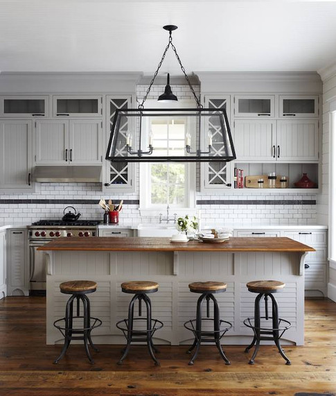 Contemporary Linear Chandelier