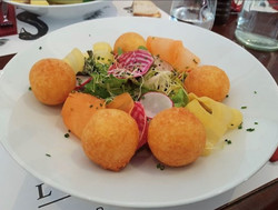 Salade 5 malakoffs