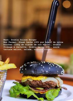 BlackSwan Burger