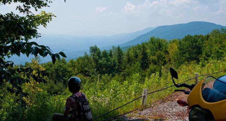Summit Series: Mount Equinox - Skyline Drive