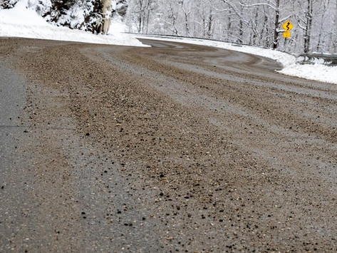 Smugglers Notch and Lincoln Gap close for the Winter