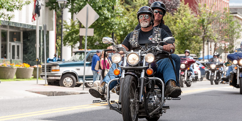 United Motorcyclists of Vermont Toy Run