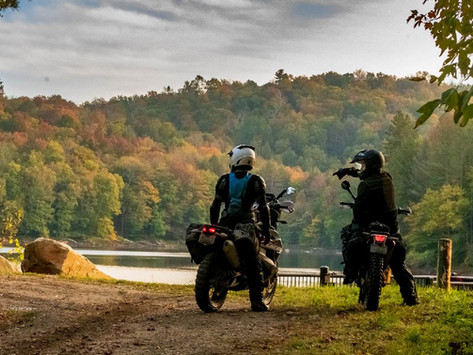 MotoVermont to Run North East Backcountry Discovery Route Tour