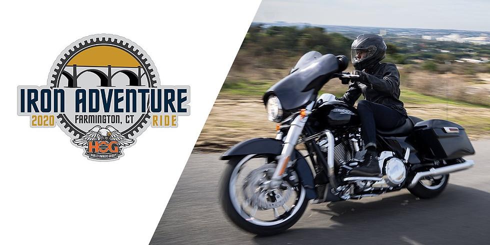 New England Iron Adventure Run 2020 - Canceled