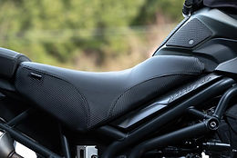 Review: Triumph Tiger - Seat Concepts Seat
