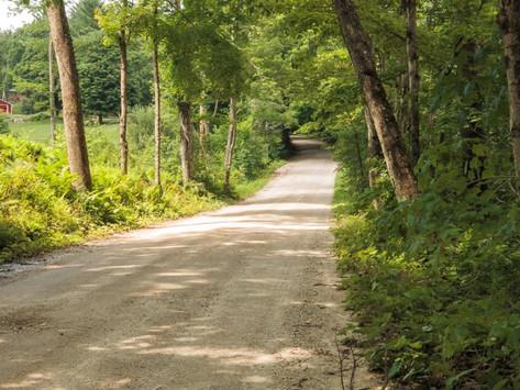 Dirt Road Highway - Pittsford to Huntington