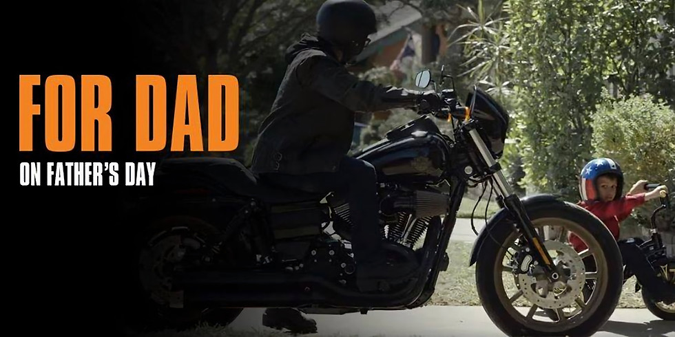 2020 Father's Day Ride Wilkins Harley Davidson - Essex