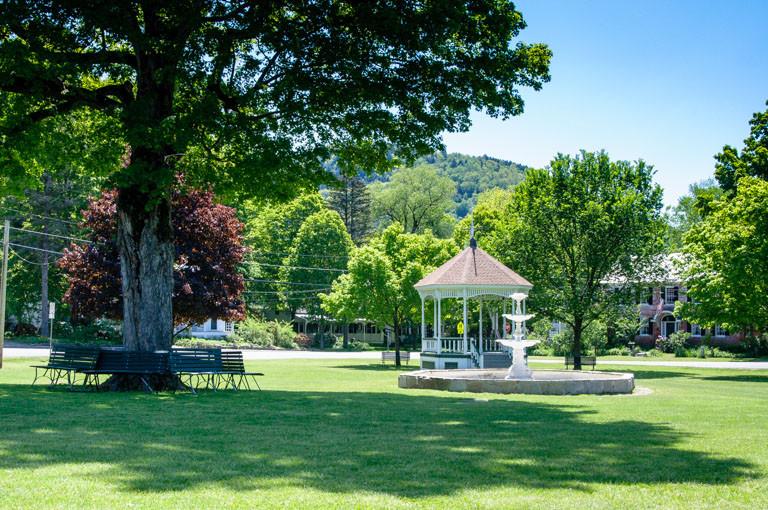 Townsend Green, Townsend VT
