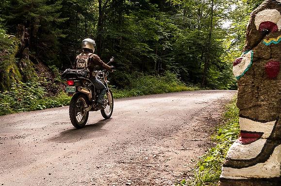 Adirondack Slow Ride