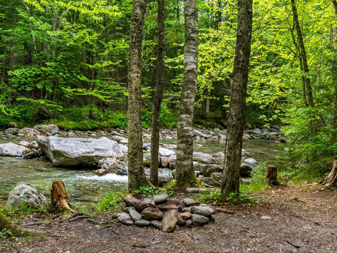 Local Tip: Vermont Route 100 Lunch and Swim Spot