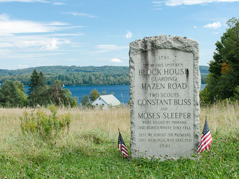 Vermont Bucket List Checkmark: Ride the Bayley-Hazen Military Road