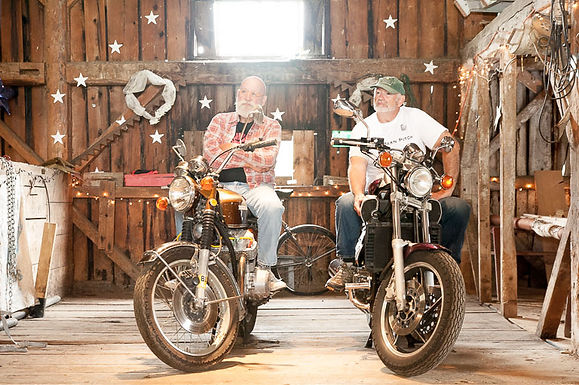 Road Pitch: Motorcyclists Help Vermont Businesses Grow