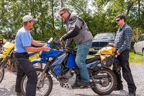 Get Ready for Adventure! – Adventure Motorcycle Riding School with Adventure Riders International