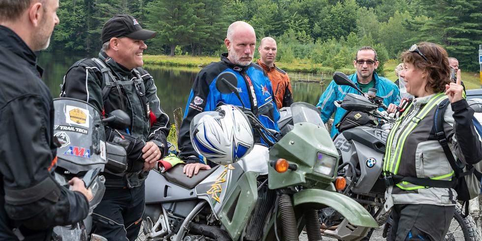DirtDaze Adventure Bike Rally