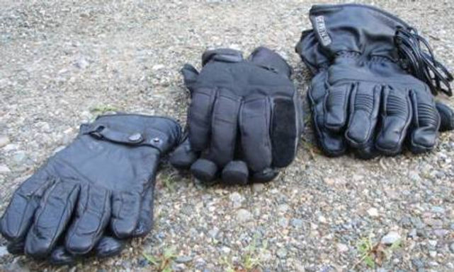 Time for Winter Motorcycle Riding Gloves