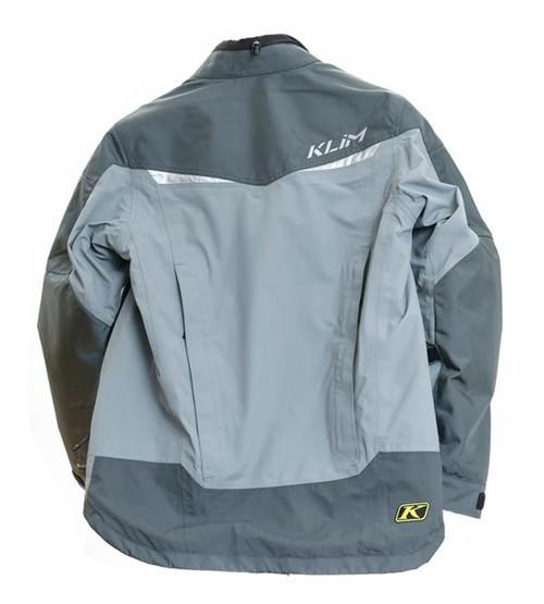 Klim Overland jacket rear view