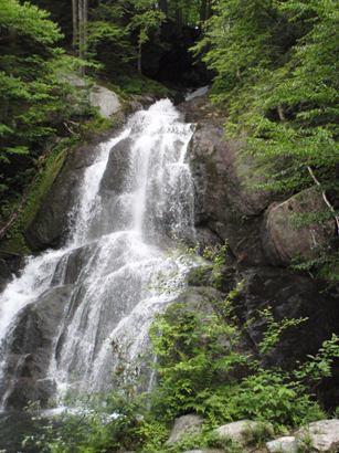 Waterfall at Granville Gap