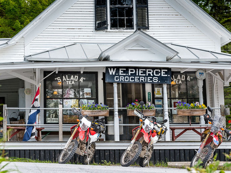 New Motorcycle Tours From MotoVermont