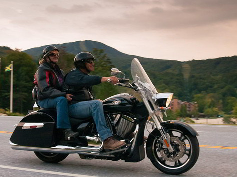 Why Vermont Should Care About Motorcycle Tourism