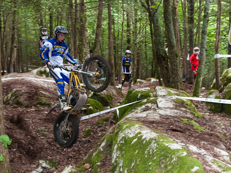National Trials Riding Championship Series Comes to Highgate, VT