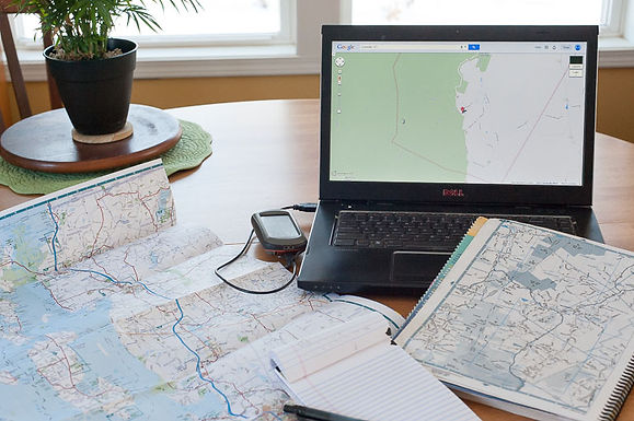 Tools For Vermont Dual-Sport Routing Planning
