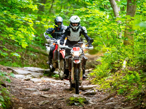 Ride Vermont Class 4 Roads With Respect