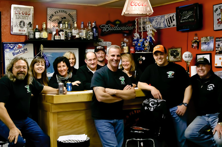 The Crossroads Motorcycle Rally of Vermont organizing committee