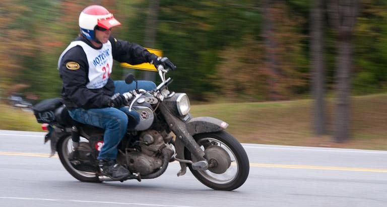 Fall MotoGiro 2012: Perfection Isn't Perfect