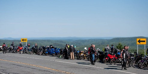 Hogback Mountain Rest Stop