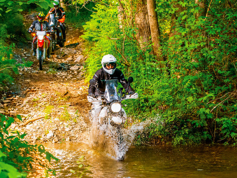 2020 DirtDaze Adventure Bike Rally is On.