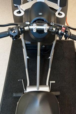 SMARTrainer foot controls