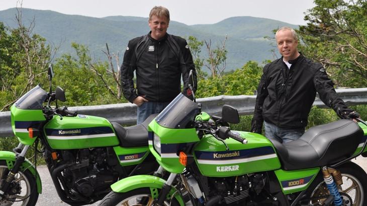 Dream Bike Realized - First Annual KZ1000 Tribute Ride