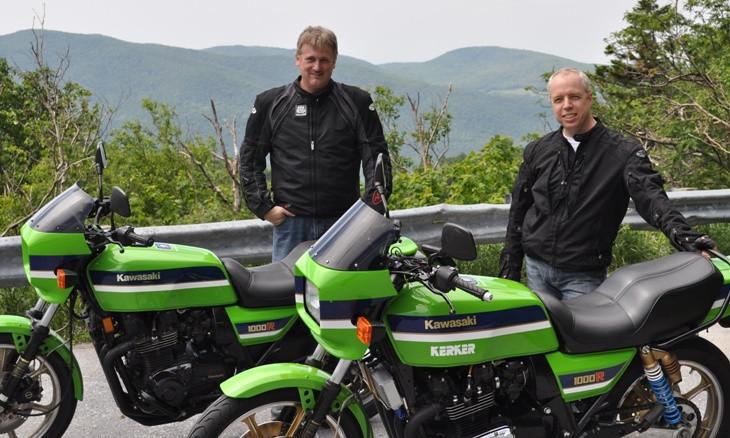 Jay Davidson and Stephane Roux at App-Gap