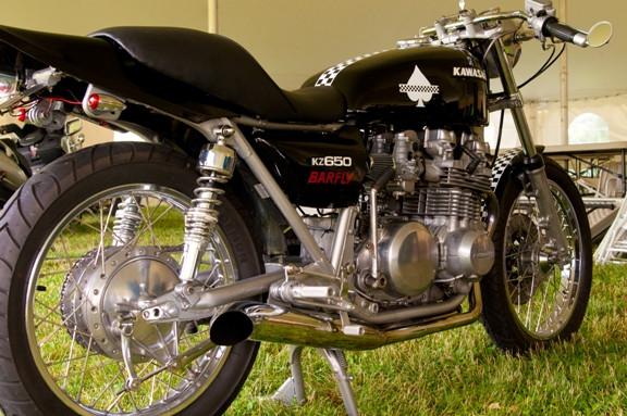 Robert Smith's 1978 KZ650
