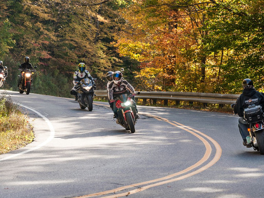 Book Late Summer/Fall Motorcycle Photoshoot for You and Friends!
