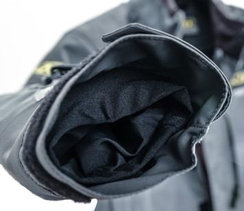 Klim Overland jacket cuff